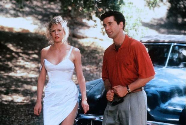 Кадр из фильма «Привычка жениться»