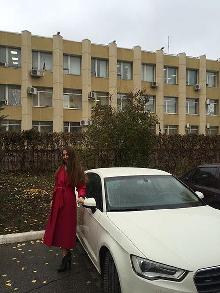 Автоледи Тольятти, пресс-служба мэрии Тольятти