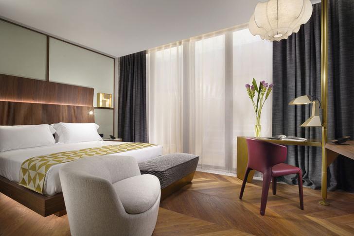 Фото №12 - Дизайнерский отель в Милане по проекту Vudafieri-Saverino Partners