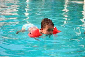 Фото №2 - Водные забавы малышей