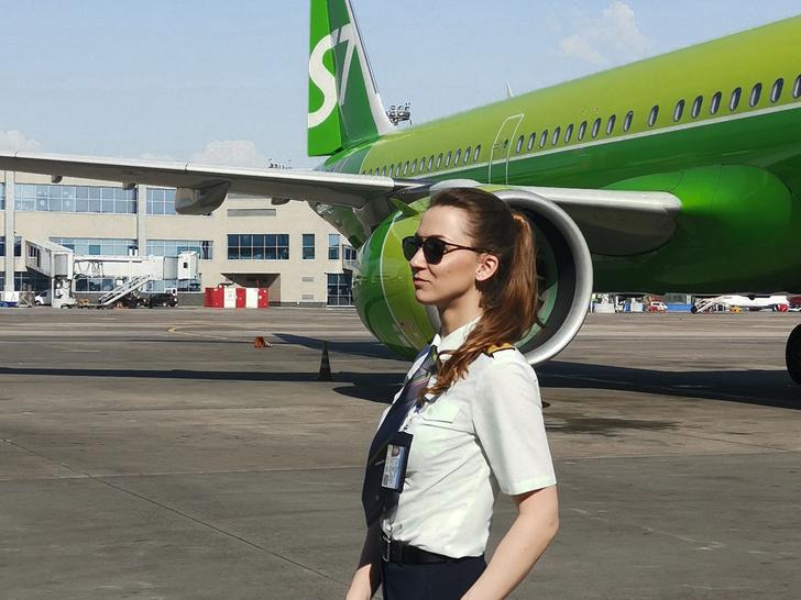 Фото №1 - За штурвалом: честная история женщины-пилота