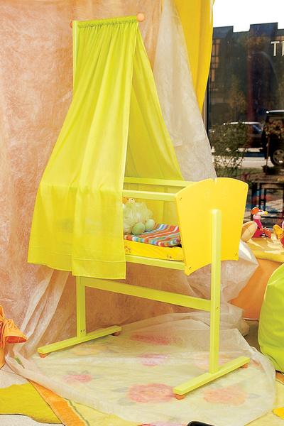 Фото №3 - Выбираем колыбельку для малыша