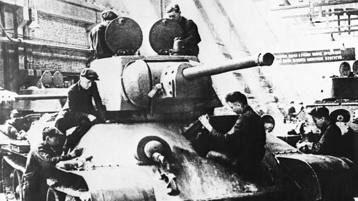 Фото №3 - Почему Т-34 считают лучшим танком Второй мировой, если его легко пробивали «Тигр» и «Пантера»