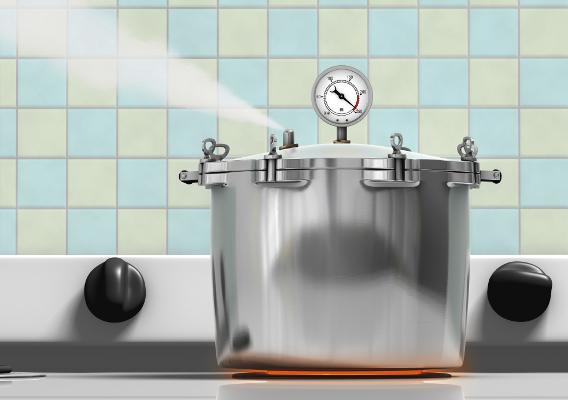Фото №1 - Ингаляции при простуде: 4 простых рецепта