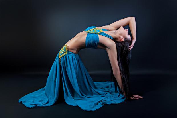 Фото №1 - Восточные танцы: приводим в порядок фигуру