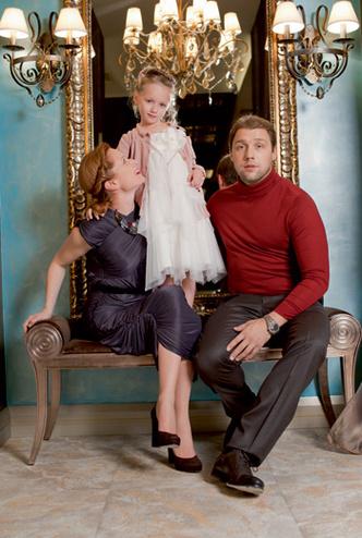 Фото №3 - Танец для четверых: Мария Киселева и ее семья