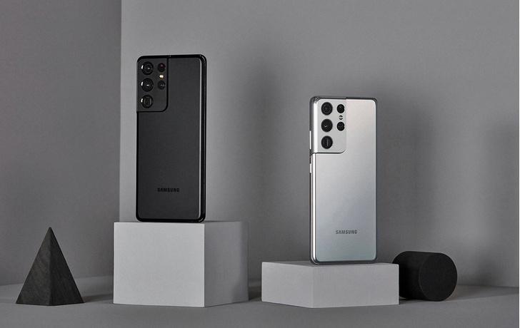 Фото №2 - Главные премьеры 2021 года: cмартфоны с суперкамерой в 108Мп и 100-кратным зумом от Samsung