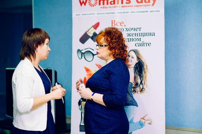 Фото №24 - Woman's Day на бьюти-празднике: все для женщин!