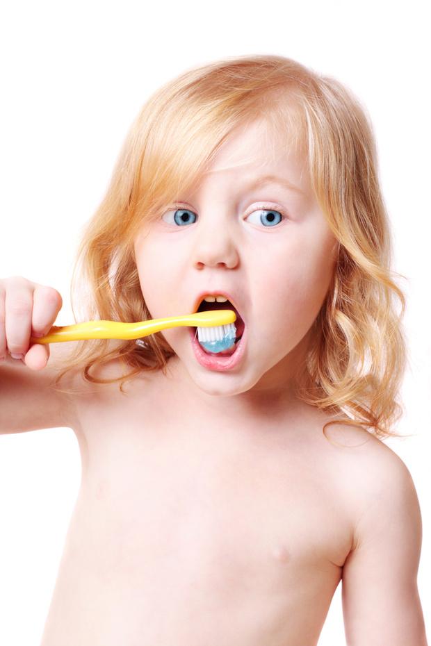 Фото №1 - Правила чистых зубок