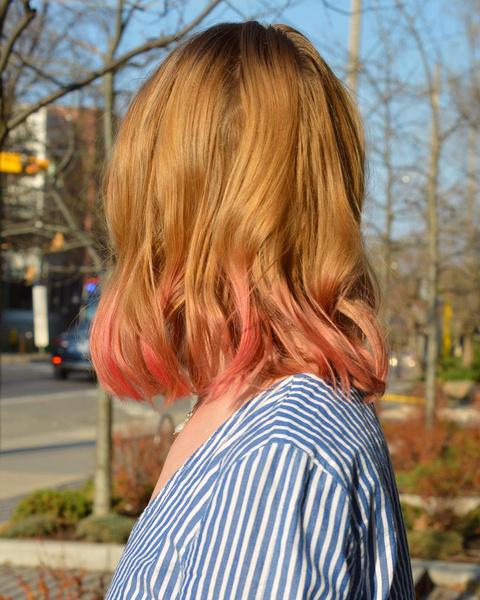 Фото №3 - Временное окрашивание: как легко сменить цвет волос на несколько дней