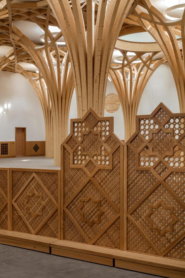 Фото №8 - Современная мечеть в Кембридже