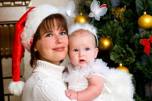 Фото №4 - 10 заветов отца или Как не испортить ребенку Новый год