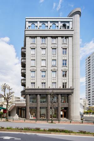 Фото №8 - Штаб-квартира Fritz Hansen в Токио по проекту Кенго Кумы