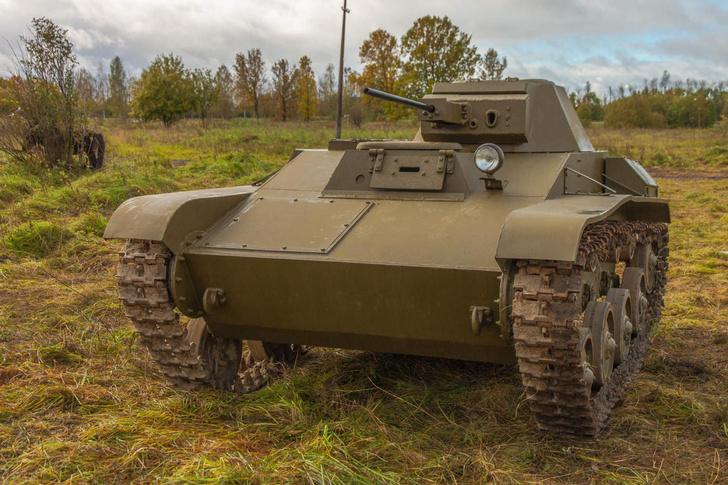 Фото №3 - Броня крепка, а есть еще и крылья!Короткая история летающего танка А-40