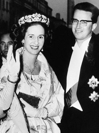 Фото №11 - Самые роскошные и дорогие тиары королевской семьи Бельгии