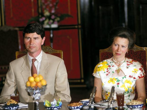 Фото №1 - Ожидания и реальность: чем королевская семья удивила второго мужа принцессы Анны