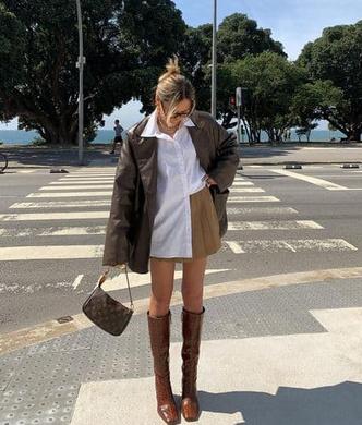 Фото №4 - Модная форма: как носить стиль преппи, если вы уже не школьница