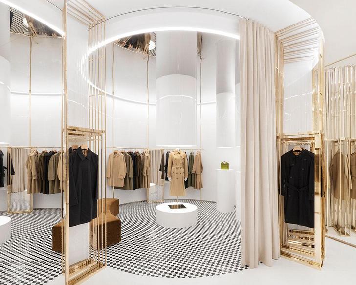 Фото №2 - Новый бутик Burberry по дизайну Винченцо де Котиса в Лондоне