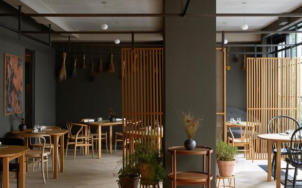 Фото №1 - Уютный ресторан Kadeau в Копенгагене