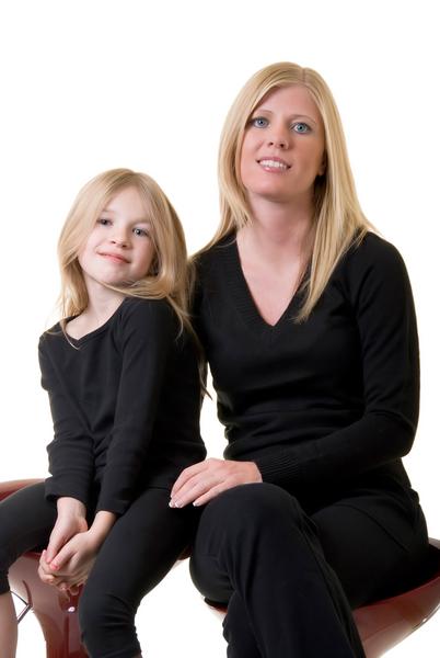 «Мы с дочкой - как сестры!»