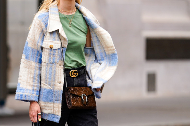 Фото №2 - Самая модная верхняя одежда осени: где искать куртки-рубашки (и с чем их носить)