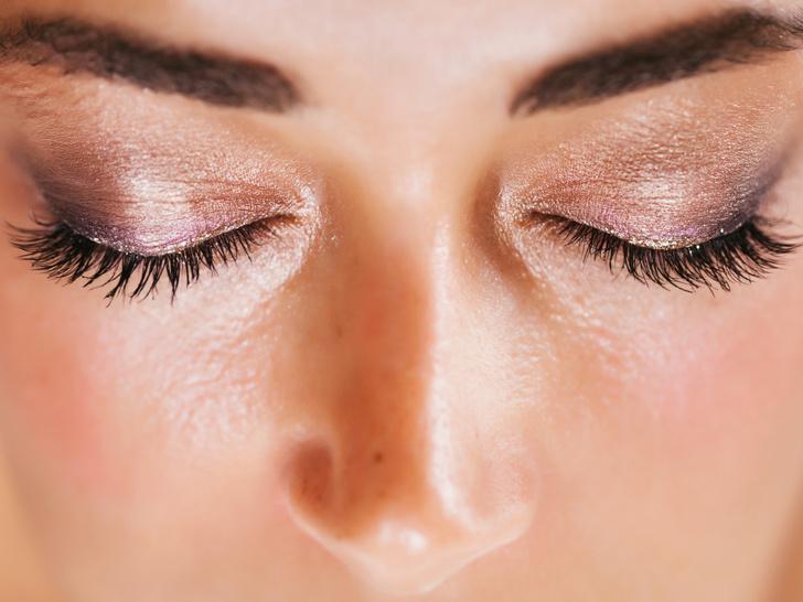 Фото №3 - Спарклинг: макияж, который заставит ваши глаза сиять (и днем, и вечером)