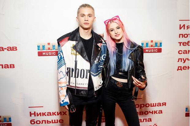 Даня Милохин и Диана Астер