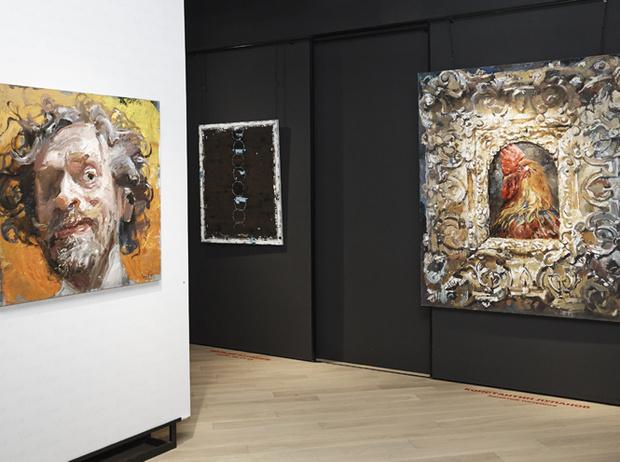 Фото №1 - Краснодарский феномен. Группа «Тихие»: как прошло открытие новой выставки в галерее VS unio