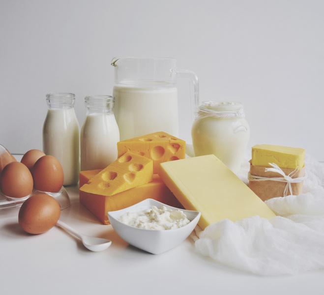 Фото №1 - Диета без молока: альтернативные источники кальция