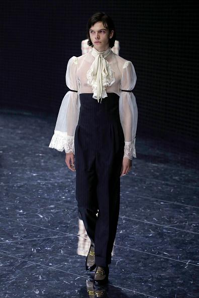 Gucci выпустили мужское платье