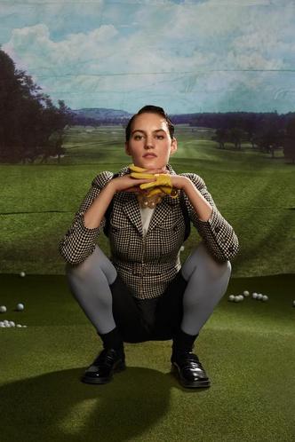 Фото №4 - Богги и броги: играйте в гольф и носите винтаж на майских праздниках