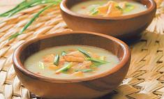 Суп-пюре из цветной капусты