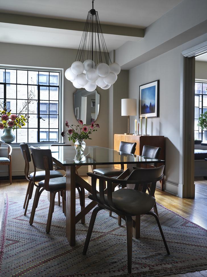Фото №5 - Квартира для семьи библиофилов в Нью-Йорке