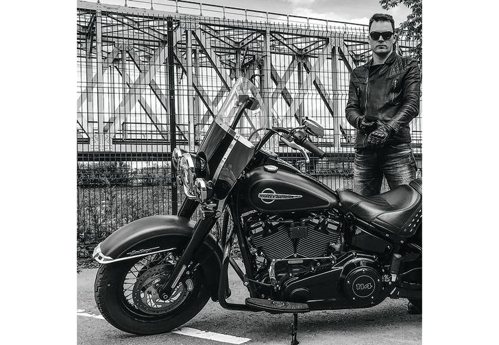 Фото №5 - Замотоцикленные. Трое владельцев мотоциклов откровенно рассказывают, что для них значат их железные кони