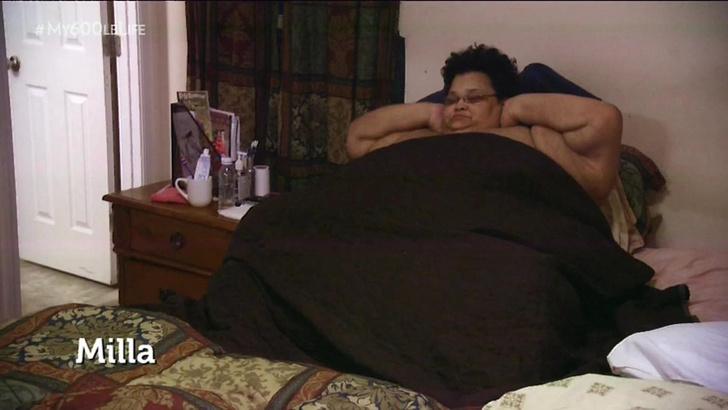 Фото №10 - От 150 кг и больше: самые толстые в мире женщины, сумевшие родить