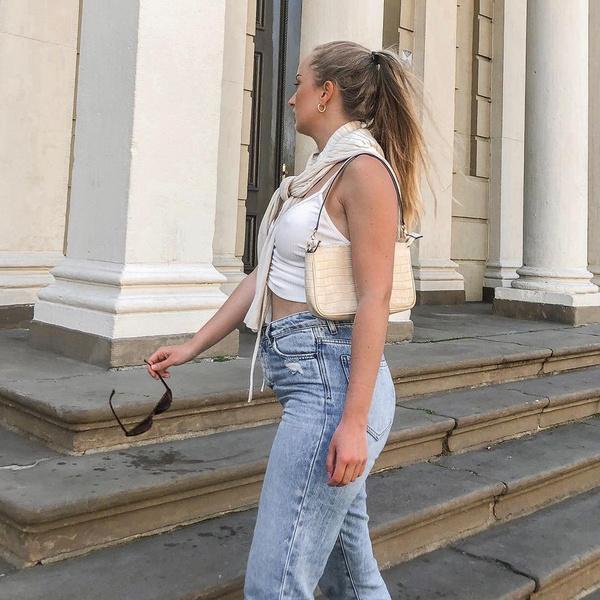 Фото №4 - DIY: 20 способов преобразить старые джинсы