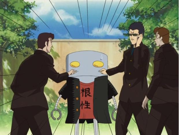 Фото №6 - Топ-10 самых смешных аниме 😂