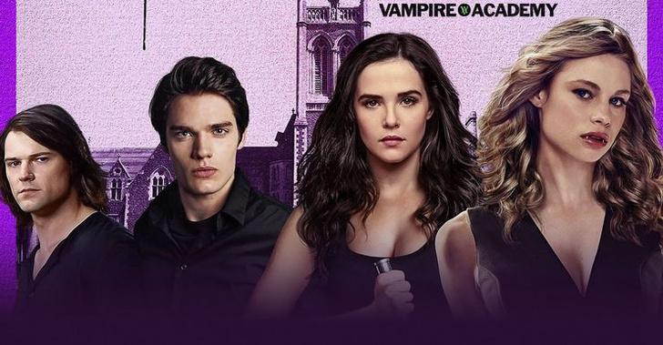 Фото №3 - Вторая жизнь: создатели объявили каст ремейка «Академии вампиров» 😎