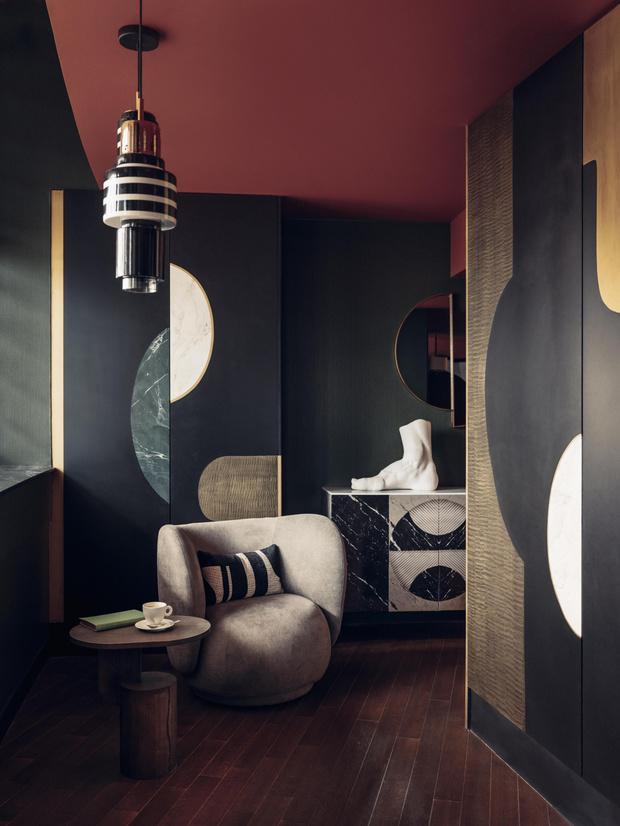 Фото №9 - Яркий дизайн-отель в Париже