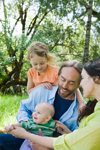 Фото №3 - Когда единственный ребенок становится старшим: проблемы и решения