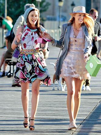 Фото №3 - Fashion-мир сериала «Элита»: разбираем гардероб главных героинь