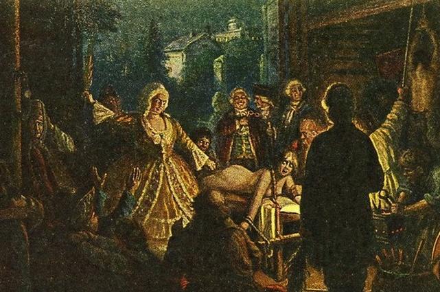Фото №4 - «Именовать сие чудовище мущиною»: история помещицы Дарьи Салтыковой, замучившей больше сотни своих крепостных