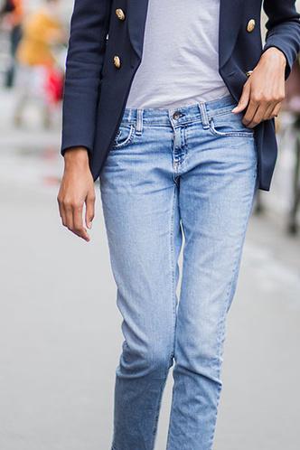 Фото №5 - Свидание вслепую: как выбрать идеальные джинсы без примерки