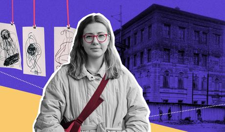 «Мой ключевой мотиватор— а давай сделаем?»: прогулка с руководителем «Фонда городских инициатив» Евгенией Нестеровой