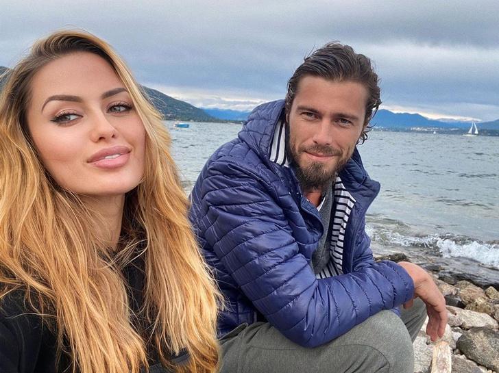 Виктория Боня и Марат Сафин