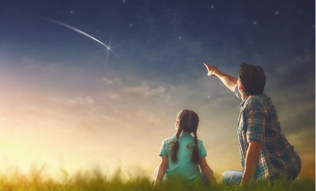Фото №1 - Тайны звезд: знакомим малыша с астрономией