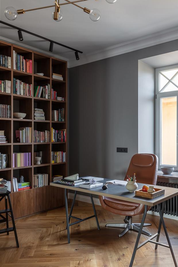 Фото №10 - Лаконичная квартира в старом доходном доме