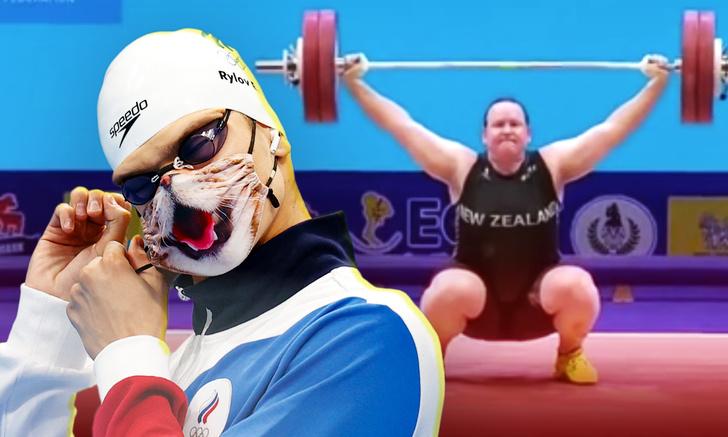 Фото №1 - Самые смешные и вирусные моменты Олимпиады в Токио