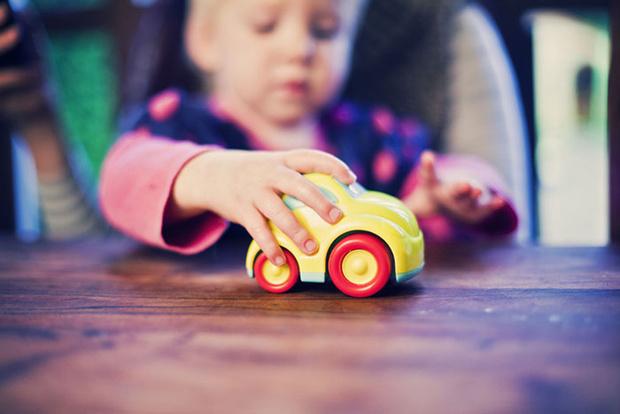 Фото №1 - Почему дети так любят машинки