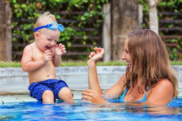 Фото №2 - 7 веселых игр в аквапарке